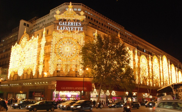 Image result for Christmas Champs Elysées